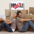 Ehefrau · Ehemann · entspannenden · Stock · Boxen · Umzug - stock foto © wavebreak_media