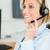 sonriendo · secretario · personal · ayudante · sesión · de · trabajo - foto stock © wavebreak_media