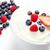 tál · bogyók · gyümölcsök · kék · reggeli · desszert - stock fotó © wavebreak_media