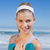 belo · caucasiano · mulher · olhando · fora · mar - foto stock © wavebreak_media