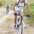 caber · atraente · casal · ciclismo · montanha · trilha - foto stock © wavebreak_media