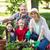 happy family gardening stock photo © wavebreak_media