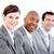 熱狂的な · チーム · ビジネスチーム · 5 · ブリーフィング - ストックフォト © wavebreak_media