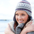 csinos · nő · hideg · visel · kalap · tenger · modell - stock fotó © wavebreak_media