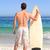 hombre · tabla · de · surf · playa · agua · deporte · naturaleza - foto stock © wavebreak_media
