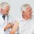 пожилого · пациент · больницу · человека · глазах - Сток-фото © wavebreak_media
