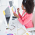 Casual graphic designer working at her desk stock photo © wavebreak_media