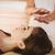 mujer · reiki · curación · tratamiento · primer · plano - foto stock © wavebreak_media