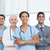 portrait of confident doctors with arms crossed stock photo © wavebreak_media