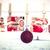 composite image of hanging christmas photos stock photo © wavebreak_media