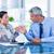 business people having argument stock photo © wavebreak_media