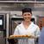 女性 · パン · 製菓 · トレイ · ケーキ - ストックフォト © wavebreak_media