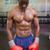 мышечный · Боксер · здоровья · клуба · рубашки · Постоянный - Сток-фото © wavebreak_media