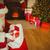 Дед · Мороз · чулок · подарки · Рождества · домой · гостиной - Сток-фото © wavebreak_media