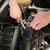 mecánico · de · trabajo · reparación · garaje · servicio · motor - foto stock © wavebreak_media