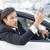 zakenman · weg · woede · auto · business · venster - stockfoto © wavebreak_media