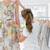 female fashion designer measuring model stock photo © wavebreak_media