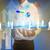 zakenman · wereldbol · digitale · composiet · hand · man - stockfoto © wavebreak_media