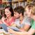 колледжей · студентов · цифровой · библиотека · группа · книга - Сток-фото © wavebreak_media