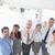 zespół · firmy · zwycięstwo · biuro · sukces · zwycięski - zdjęcia stock © wavebreak_media