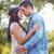 mooie · heldere · groene · park · romantische - stockfoto © wavebreak_media