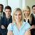 Business people headed by a woman stock photo © wavebreak_media