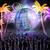 digitálisan · generált · éjszakai · élet · emberek · tánc · diszkógömb - stock fotó © wavebreak_media
