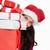 christmas · geschenken · mooie · meisje · plezier · gelukkig - stockfoto © wavebreak_media