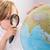 tanul · földrajz · portré · kíváncsi · osztálytársak · munkahely - stock fotó © wavebreak_media