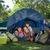 jonge · familie · tent · kinderen · man · moeder - stockfoto © wavebreak_media
