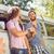 друзей · дороги · поездку · автомобилей · счастливым - Сток-фото © wavebreak_media