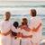 portret · aanbiddelijk · familie · strand · hemel - stockfoto © wavebreak_media