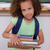 portret · schoolmeisje · boeken · klas · meisje - stockfoto © wavebreak_media