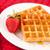 jarabe · fresa · junto · blanco · placa · rojo - foto stock © wavebreak_media