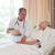 женщины · врач · чтение · пациент · записи · Постоянный - Сток-фото © wavebreak_media
