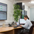 座って · オフィス · を実行して · データセンター - ストックフォト © wavebreak_media