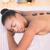sıcak · taş · masaj · genç · kafkas · kadın - stok fotoğraf © wavebreak_media