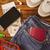 objetos · aventura · mesa · de · madera · madera · escritorio · gafas · de · sol - foto stock © wavebreak_media