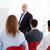 gruppo · uomini · d'affari · seminario · ufficio · riunione - foto d'archivio © wavebreak_media