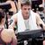 vrouwelijke · coach · man · fitness · centrum · vrouw - stockfoto © wavebreak_media
