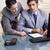 fiatal · üzletasszony · mentorálás · új · kolléga · számítógép - stock fotó © wavebreak_media