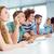 moda · Öğrenciler · özenli · sınıf · kolej · kadın - stok fotoğraf © wavebreak_media