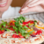 chef · maaltijd · mooie · jonge · vrouw · smakelijk - stockfoto © wavebreak_media