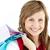 笑顔の女性 · クローゼット · 幸せ · 女性 · 立って · カスタム - ストックフォト © wavebreak_media