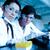 Wissenschaft · Studenten · Flüssigkeit · Test · Rohre · Partner - stock foto © wavebreak_media