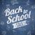 composite image of back to school sale message stock photo © wavebreak_media