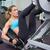 красивой · спортсмена · женщину · фитнес · клуба - Сток-фото © wavebreak_media