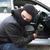 車 · 強盗 · 泥棒 · 着用 · マスク · 細部 - ストックフォト © wavebreak_media