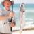 férfi · halászat · tengerpart · víz · természet · tenger - stock fotó © wavebreak_media