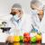 voedsel · wetenschapper · microscoop · universiteit · school · technologie - stockfoto © wavebreak_media